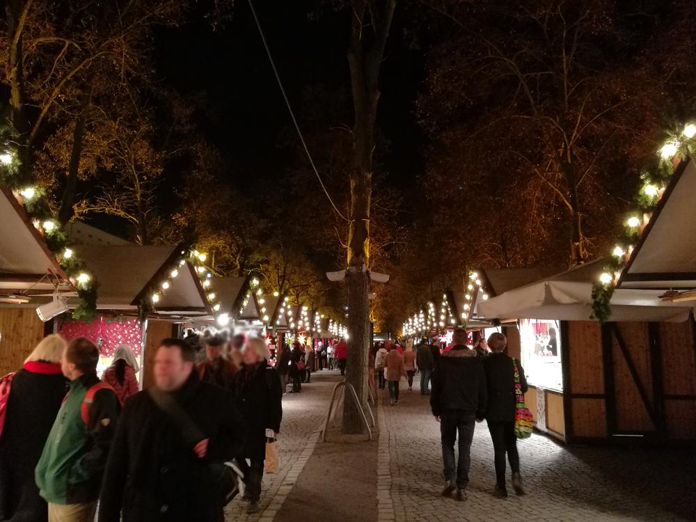 Weihnachtsmarkt Schloss Charlottenburg.Weihnachtsmarkt Am Schloss Charlottenburg Gasag